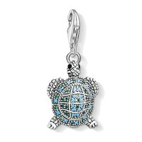 Фото Подвеска Thomas Sabo Charm Club Черепаха 1525-344-6