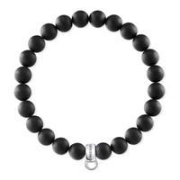 Фото Браслет Thomas Sabo Black X0219-023-11-17,5
